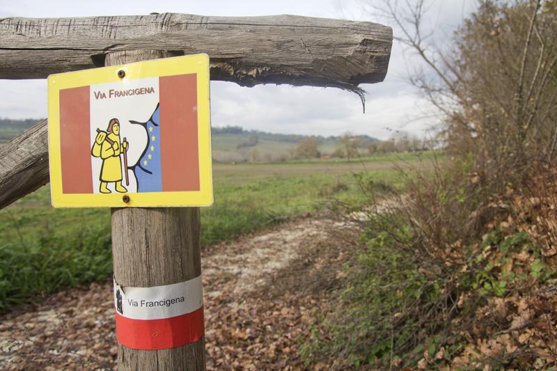 La Via Francigena: da Capranica a Sutri