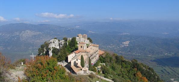 Il Sentiero dei Pellegrini: da Ciciliano al Santuario della Mentorella