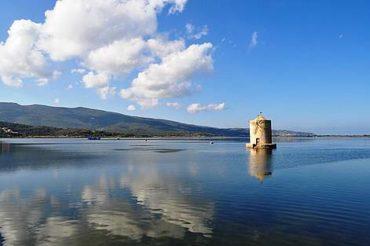 Anello della Laguna di Orbetello e Riserva Naturale Duna della Feniglia