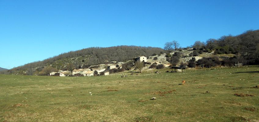 Monti Sabini: i Prati di Cottanello