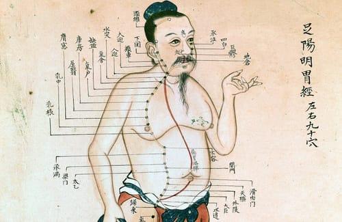 MEDICINA CLASSICA CINESE E SHIATSU: ARCHITETTURA SACRA DEI MERIDIANI