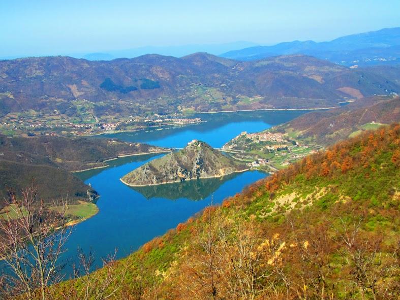 Domenica 12 settembre: Riserva Naturale Monti Navegna e Cervia